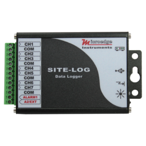 Temperature, Humidity, Voltage, Current Data Loggers
